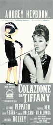 Breakfast At Tiffany's  Colazi