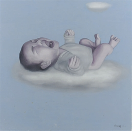 Baby on a Cloud