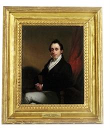 GEORGE CHINNERY, R.H.A. (BRITI