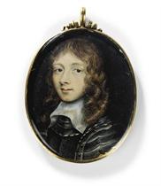 CIRCLE OF RICHARD GIBSON, CIRCA 1650