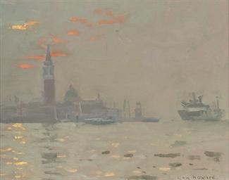 Dusk, San Giorgio Maggiore, Ve