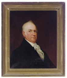 Portrait of Captain Joseph Pea