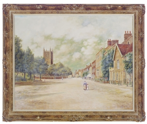 The High Street, Dedham, Essex