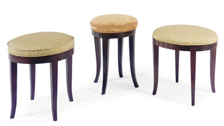 THREE STOOLS,
