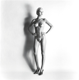 Big Nude I: Lisa, Paris, 1981