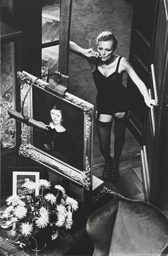 Roselyne in Arcangues, 1975