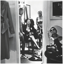 Voyeurism in the Dressing Room