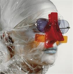 Miyake Sunglasses, New York, F