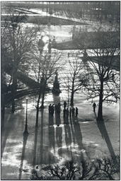 Tuileries Gardens, Paris, 1976