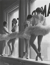 Future Ballerinas of the American Ballet Theatre, NYC, 1937