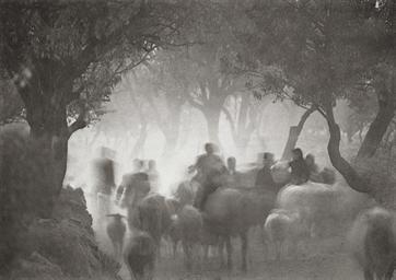 Cretan Landscape, 1965