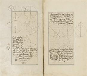 A QAJAR MANUSCRIPT ON ASTRONOM