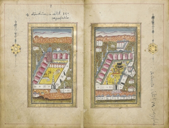 AN OTTOMAN PRAYER BOOK WITH MI