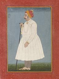 A PORTRAIT OF A NOBLE, UDAIPUR