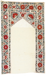A SUSANI OR DOWRY MEHRAB (PRAY