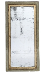 A CONTINENTAL PIER MIRROR WITH