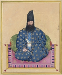 PORTRAIT OF MO'TAMED AL-DAWLA