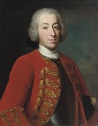 Portrait of Johannes Berseth,