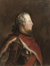 Portrait of Prince Royal Frede