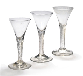 SIX AIRTWIST WINE-GLASSES