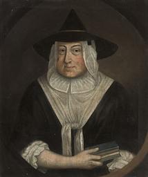 Portrait of Margaret Pope (?-1