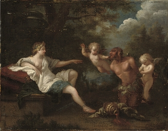 Venus and Bacchus
