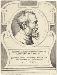 Michelangelo Buonarotti (B. 34