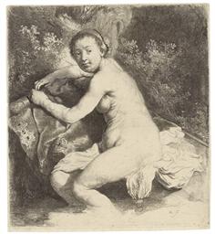 Diana at the Bath (B., Holl. 2