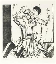 Tanzende Kinder (Dube H 565 II