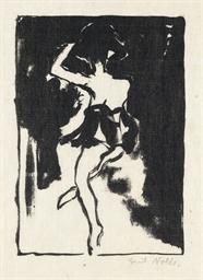 Tänzerin (klein) (S. & M. L 36