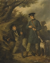 Les deux chasseurs
