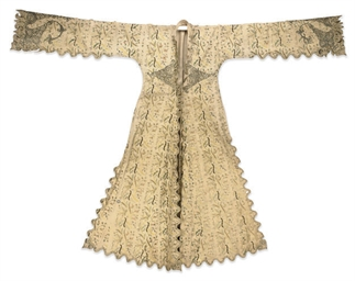 AN LADY'S ROBE OR ANTERI