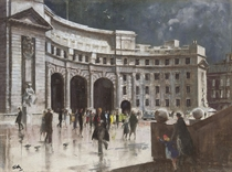 The Admiralty Arch, London