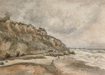 Thorpe and Southwold Cliffs, Suffolk