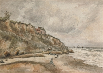 Thorpe and Southwold Cliffs, S