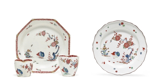 FOUR BOW KAKIEMON WARES