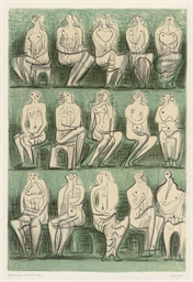 Seated Figures (Cramer 37)