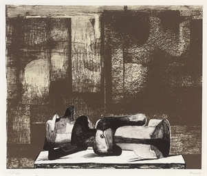 Reclining Figure Architectural