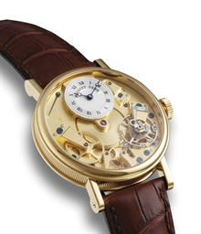 *BREGUET, TRADITION  YELLOW GO