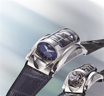 *PARMIGIANI, BUGATTI TYPE 370  WHITE GOLD MANUALLY-WOUND 10-DAY-GOING SKELETONISED WRISTWATCH WITH TRANSVERSAL MOVEMENT AND POWER-RESERVE INDICATION, LIMITED EDITION OF 10