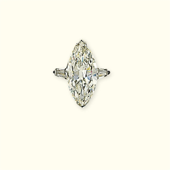 A DIAMOND SINGLE-STONE RING | Jewelry Auction | Jewelry, ring | Christie's