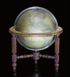 A 12-inch english terrestrial