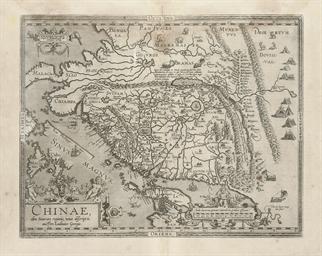 ORTELIUS, Abraham (1527-98),