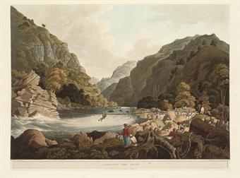 JAMES BAILLIE FRASER (1783-1856)