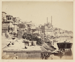 A collection of views of India
