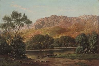 The Paarl River