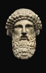 A GRAECO-ROMAN ARCHAISTIC MARB
