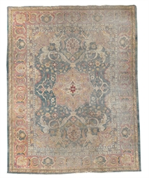 An antique Amritzar carpet