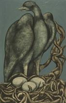 Bahman Mohasses (Iranian, b. 1931)