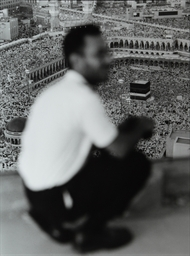 From the Series Hajj, Pilgrima